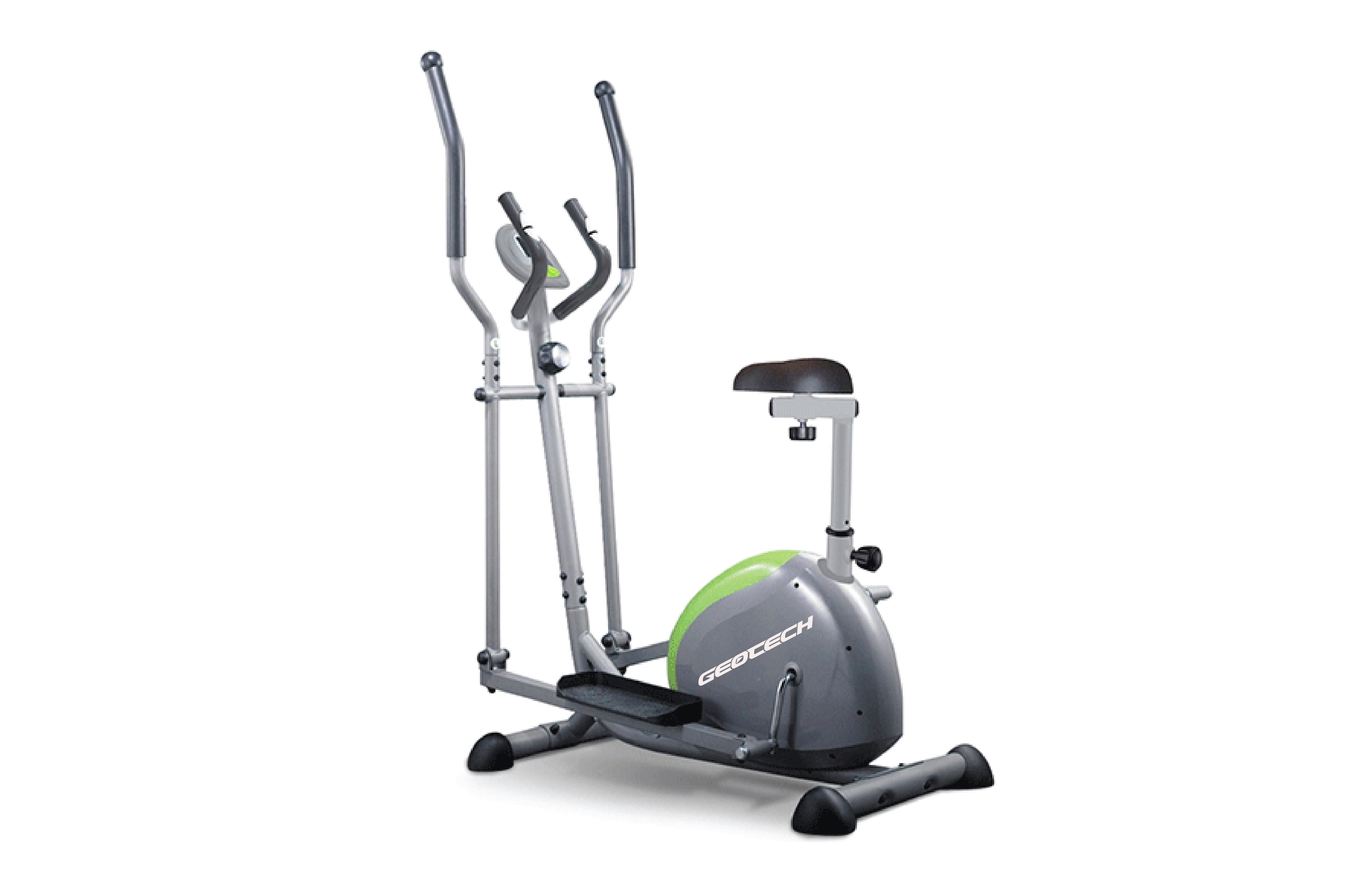 2016026 Magnetic Elliptical Trainer With Seat