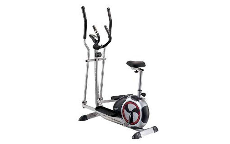 2016041 Magnetic Elliptical Trainer With Seat